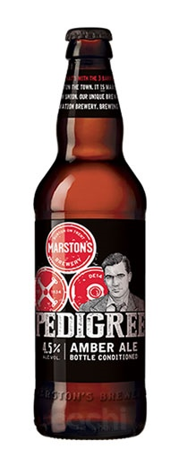 MARSTON'S Pedigree - 50cl