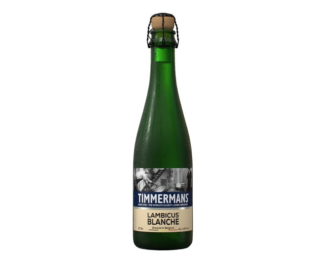 TIMMERMANS Blanche Lambicus - 37,5cl'